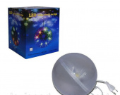 Светящийся шар D 20 см  LED ceiling colourful star light